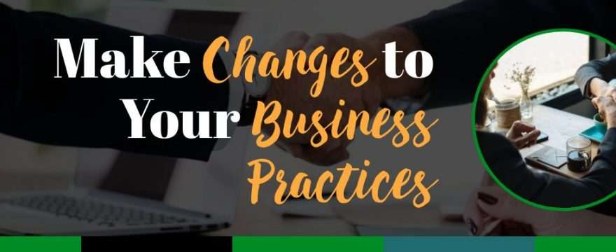 Feeling Burned Out – Make Changes to Your Business Practices